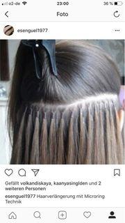 Haarverlangerung flechten mannheim