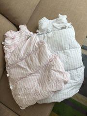 2x Schlafsäcke, Zwillinge,