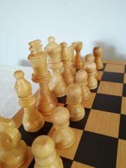Massives Schach Brett