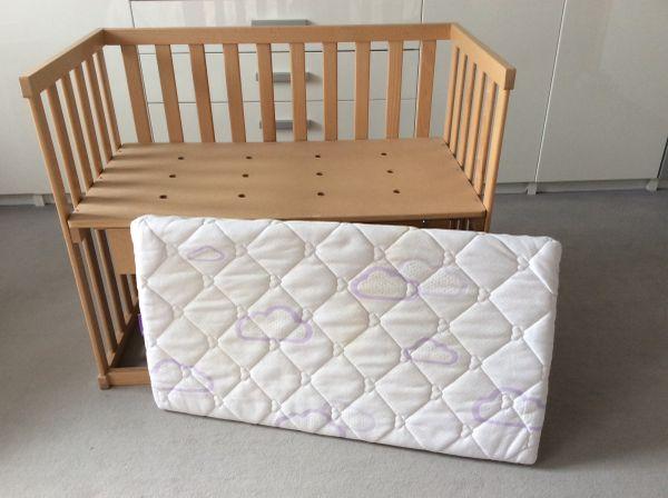 baby beistellbett roba gebraucht kaufen nur 2 st bis 60 g nstiger. Black Bedroom Furniture Sets. Home Design Ideas