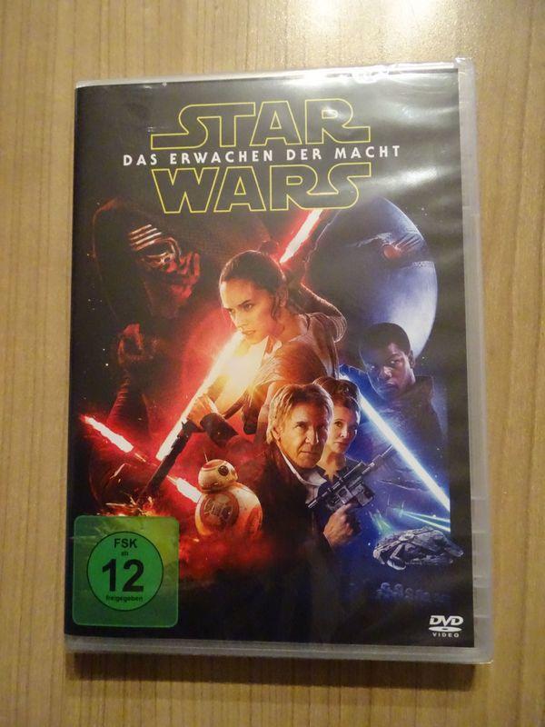 Star Wars DVD » CDs, DVDs, Videos, LPs