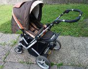 Teutonia Mistral S Kinderwagen