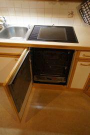 Küchenofen Holz mit Ceran Kochfeld