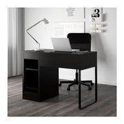Schreibtisch in schwarzbraun