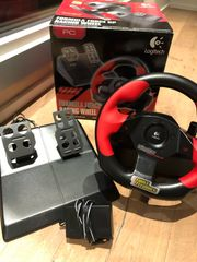 Logitech Lenkrad Formula Force Racing