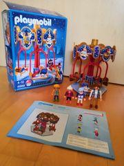 4888 Playmobil Schlittenkarussell