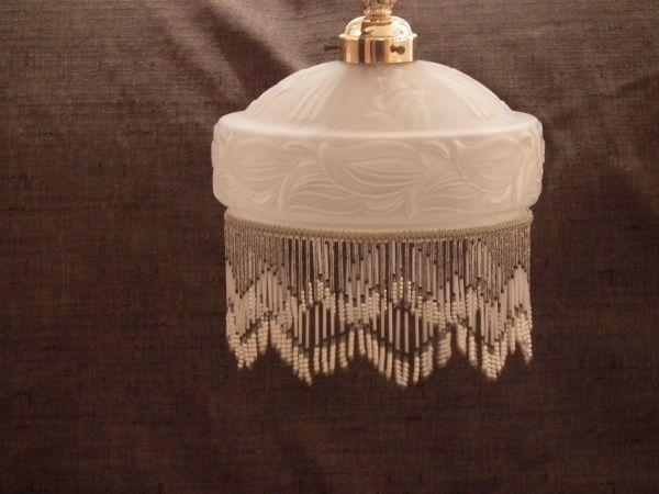 Lampe - Hanau - Lampe aus Glas.Die Lampe müsste abgeholt werden. - Hanau