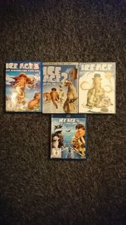 Ice age 1-4