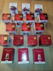 Hutschenreuther Weihnachtsglocken-Sammlung
