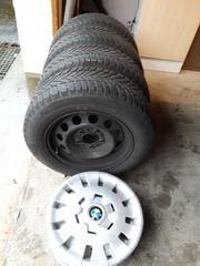 BMW E46 Wnterradsatz 15 Zoll