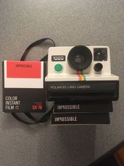Polaroid Land Camera