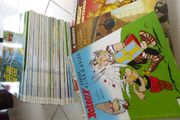 50 Asterix Hefte ein kompletter