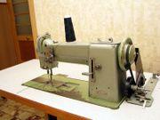 Alte Industrie Nähmaschine