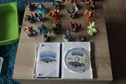 Nintendo Wii Konsole mit Zubehörpaket