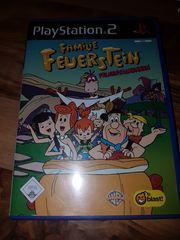 PS 2 - Spiel Familie Feuerstein -