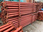 Schwerlaststützen Baustützen Bausprießen Baustempel 250