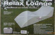 Relax-Wellnesswürfel/-liege