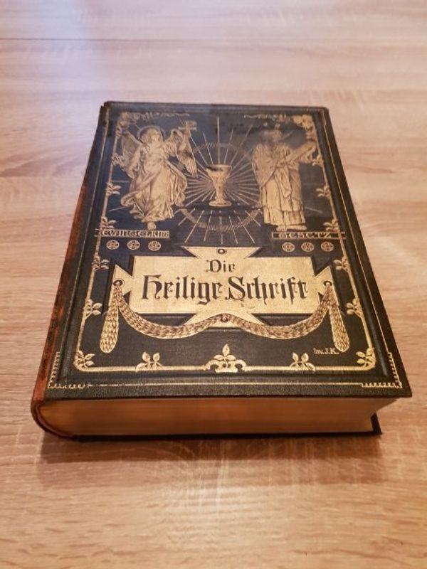 Alte Bibel Verkaufen