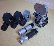 16 mm Filmkamera Pentaflex AK
