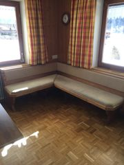Eckbank Tisch Stühle EUR80 -