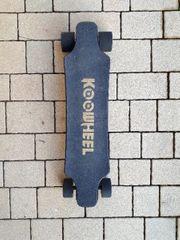 Elektrisches Longboard Koowheel