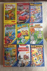Riesenspielepaket - 9 Spiele (