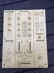 DJ-MIXER PIONEER DJM-350-W WEIß