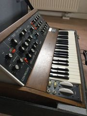 Minimoog Synthesizer Model D Serial