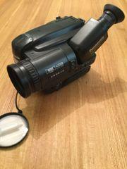 S-VHS C Panasonic Videokamera Rarität