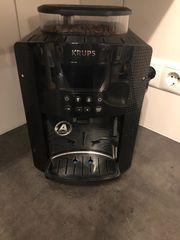 KRUPS Vollautomatik Kaffeemaschine EA815