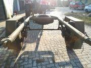 Lafette Traktor LKW Anhänger