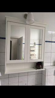 Ikea Hemnes Spiegelschrank