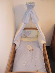 Hochwertiges Gitterbett und