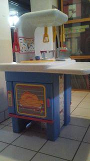 Kinderküche gebraucht aus Kunststoff