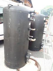 Boiler - Puffer für