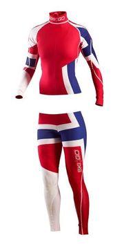 Skigo- Race Suit Norway Unisex