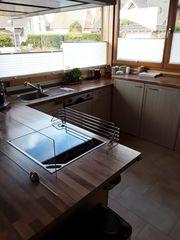 komplette ALNO-Einbauküche mit Geräten für