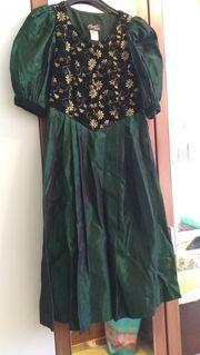 Abendkleid Ballkleid grün Gr 34