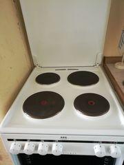 4 Platten Elektroherd