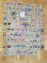 One Piece Sammelkarten v 1999