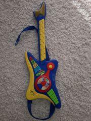 Kinder Rock Gitarre