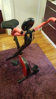 Fahrrad Hometrainer tragbar