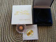 10 Gold Münze Fidschi 2012