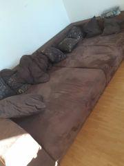 Gut erhaltene Couch zu verkaufen