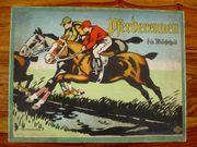 Pferderennen (sehr altes