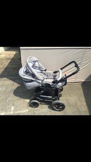 Kinderwagen komplett ABC
