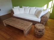 Rattan Sofa/Couch +