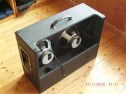 212 Gitarrenbox mit Lautsprecher
