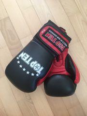 Boxhandschuhe Fußschutz