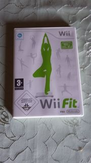 Wii Fit PAL